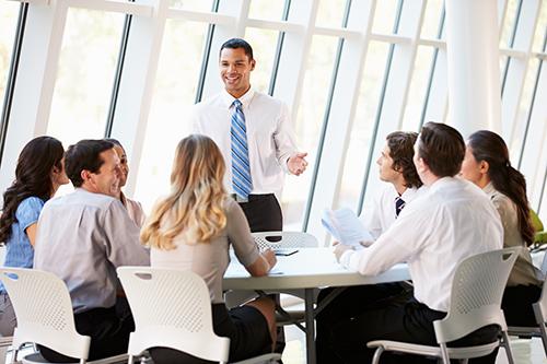 Student Opleidingscentrum Bedrijfsbeheer